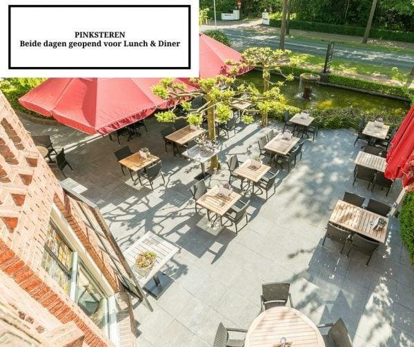 Met Pinksteren is ons restaurant vanaf 10 uur geopend voor een heerlijke kop koffie, lekkere lunch of uitgebreid diner. Graag tot binnenkort in Soest bij de Eetvilla.