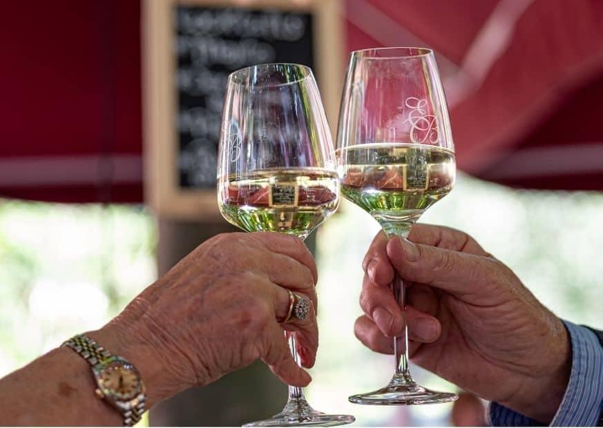 Genieten aan de rand van Amersfoort en Utrecht van een heerlijke high wine?