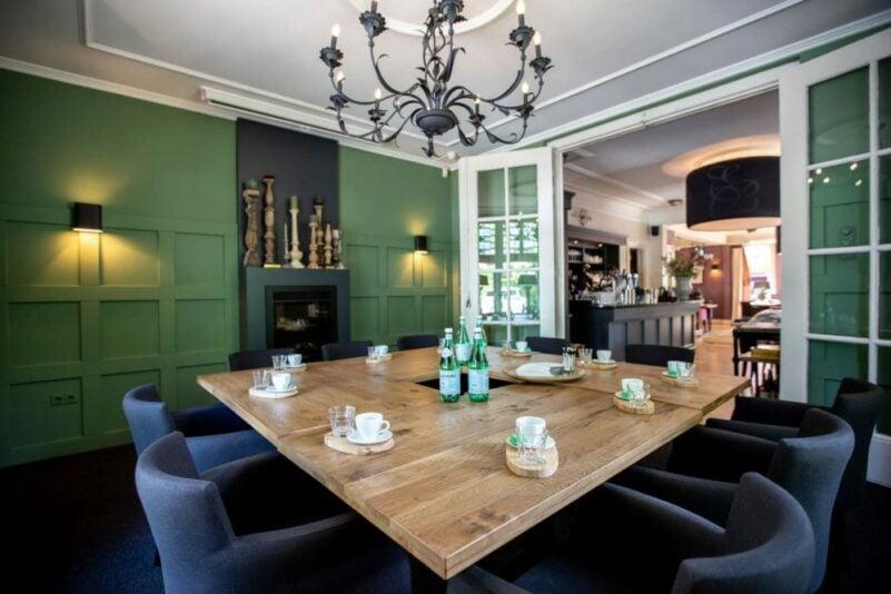 Private dining Soest wanneer je graag in een privé omgeving lekker wil lunchen of dineren.