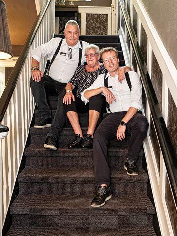 Over ons | Gaat over Stephan en Sebastian Ott van restaurant de Eetvilla in Soest Het restaurant voor drive-in, afhalen en bezorgen in Soest!