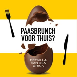 Dit jaar kunt u de Paasbrunch catering voor thuis gewoon bestellen. Lekker Pasenvieren met de familie zonder uren in de keuken door te brengen.