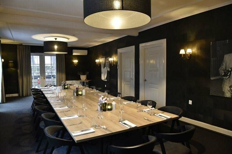 Private dining voor je groep of gezelschap.