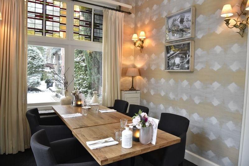 Private dining, restaurant met privé kamers in Soest.