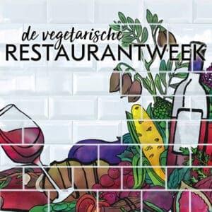 Vegetarische restaurant week is eten zonder vlees en vegetarisch genieten van onze keuken.